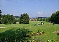 Golfplatz Dorn bei Waldkirchen im Bayerischen Wald